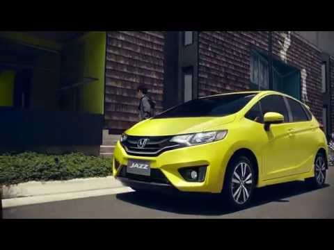 All-new Honda Jazz LIFE IS NEVER TOO MUCH