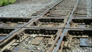Norfolk Southern Crosses CSX Tracks