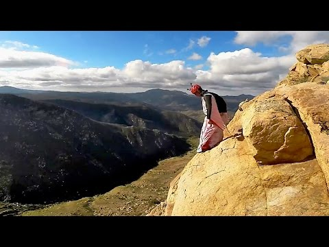 First SoCal Wingsuit BASE | Chris Labounty