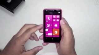 Revisión De Nokia Lumia 620 Con Windows Phone 8