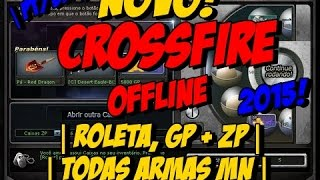 CrossFire Offline O Melhor,Completo Atualizado, Tutorial