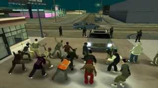 Loquendo GTA San Andreas CJ Consigue Un Trabajo 2