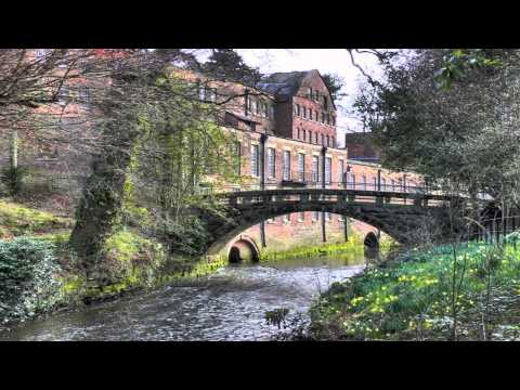 Quarry Bank Mill Bolton Greater Manchester