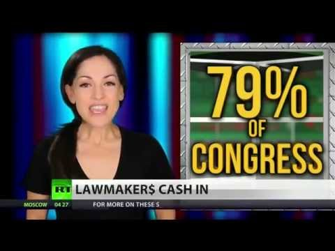 This Is How 47% of Congress Became Millionaires