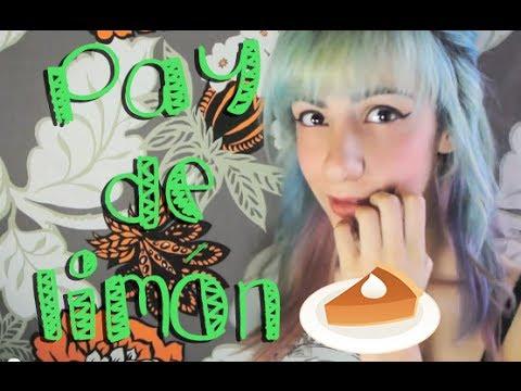 ➮ Pay de Limón Horneado ✰! (fácil)♥ - Miranda Ibañez
