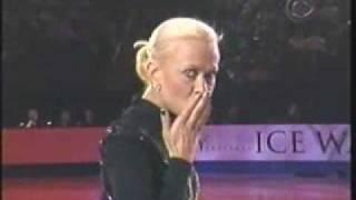 Oksana Baiul 2006 Ice Wars- Black Horse And A Cherry Tree
