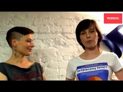 Lubisz chodzić do ginekologa? - kampania BEZPIECZNY FOTEL - Mambra zaproszona w roli eksperta