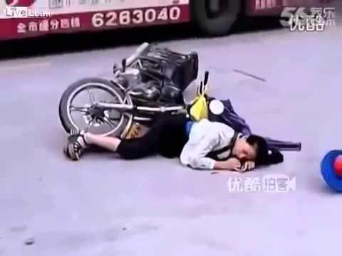 Sự vô tâm đáng xấu hổ của người Trung Quốc