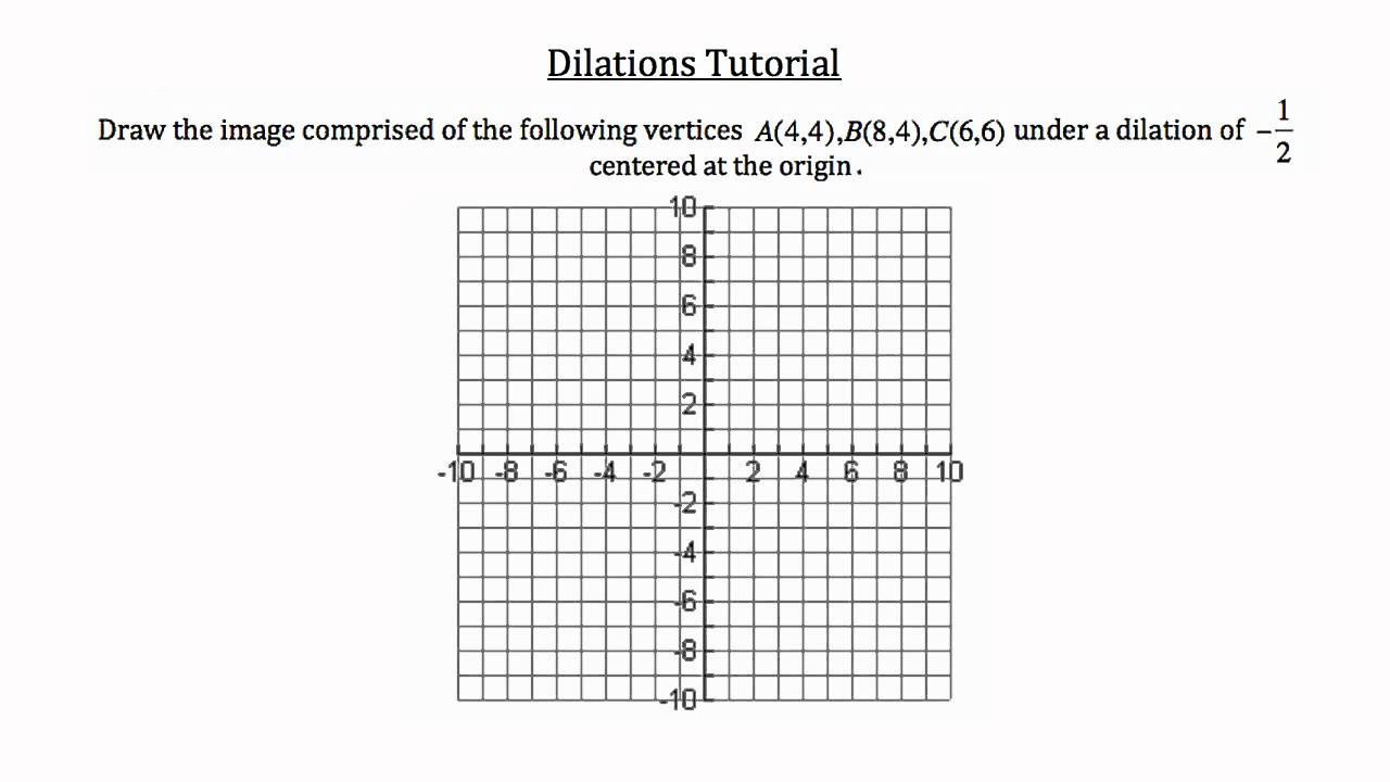Dilations Worksheet 8th Grade Rupsucks Printables Worksheets – Dilation Math Worksheets