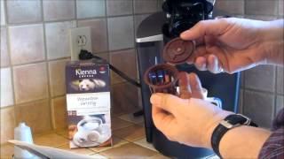 KiennaCUP Coffee Pod Adapter For Keurig Brewers