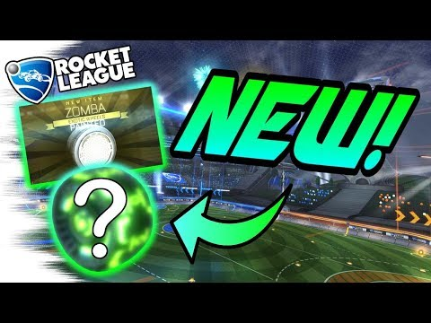 Rocket League UPDATE: HOW TO GET the NEW