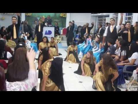 Expressões de Louvor e Dedé de Jesus - Tropa de Cristo