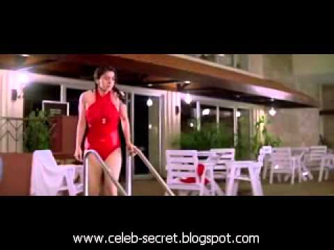 Juhi Chawala Hot  & Sexy - Bollywood Hot Juhi Chawla Sexy Bikini