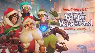 Overwatch - Winter Wonderland Frissítés