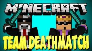 Minecraft INTENSE DEATH BATTLE Minigame