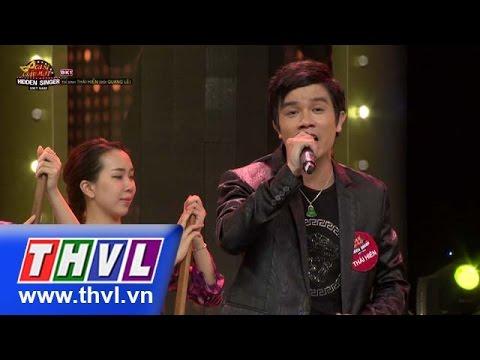 THVL | Ca sĩ giấu mặt – Tập 16: Vòng bán kết 1 | Đội Quang Lê: Hai chuyến tàu đêm – Thái Hiền