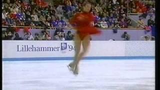 Katarina Witt (GER) 1994 Lillehammer, Figure Skating