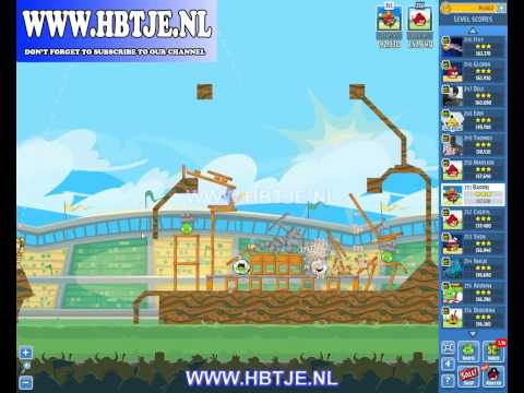Angry Birds Friends Tournament Week 112 Level 3 high score 182k (tournament 3)