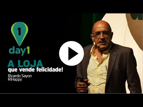 Palestra com Ricardo Sayon