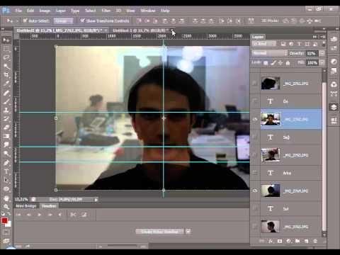 CumaGiller-3b: Photoshop_Referans Resimi Hazırlığı