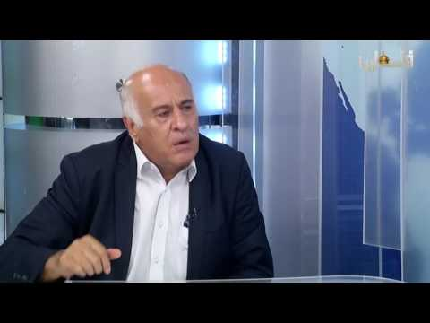 الرجوب: إسرائيل تعمل على منع قيام دولة فلسطينية عبر شريك يكرس الانقسام