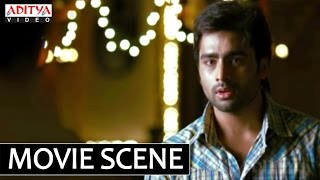 Nara Rohit & Prakash Raj Beautiful Sentiment Scene Solo