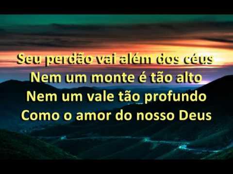 O amor do Nosso Deus - Diante do Trono, Ana Paula Valadão, com letra
