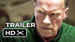 Sabotage Official Trailer #1 (2014) Arnold