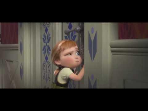 [1080p PT-BR] Frozen - Você quer brincar na neve (Musica)
