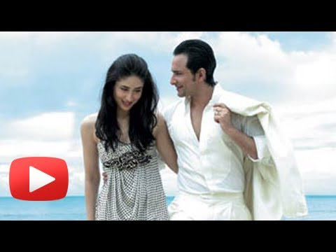 Kareena Kapoor Saif Ali Khan's First Wedding Anniversary !