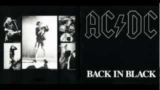 ACDC - Back in Black HQ Audio