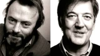 Christopher Hitchens and Stephen Fry on Blasphemy