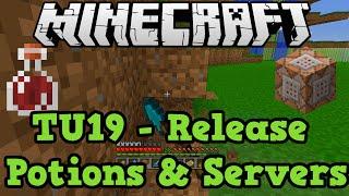 Minecraft PS3 + Xbox TU19 QnA: Release Date Prediction
