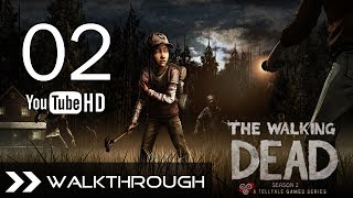 The Walking Dead Season 2 Walkthrough Gameplay Episode 1