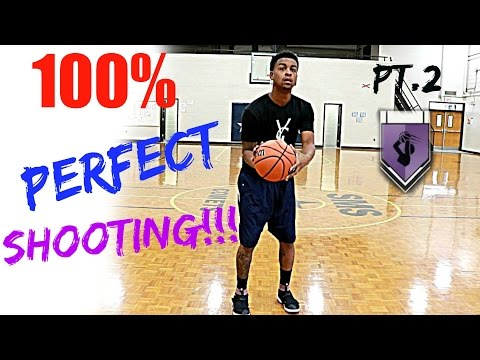 The Perfect Shooting Form - Part 2