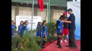 MAKATI SOFTBALL Team (High-School) Jan.2013
