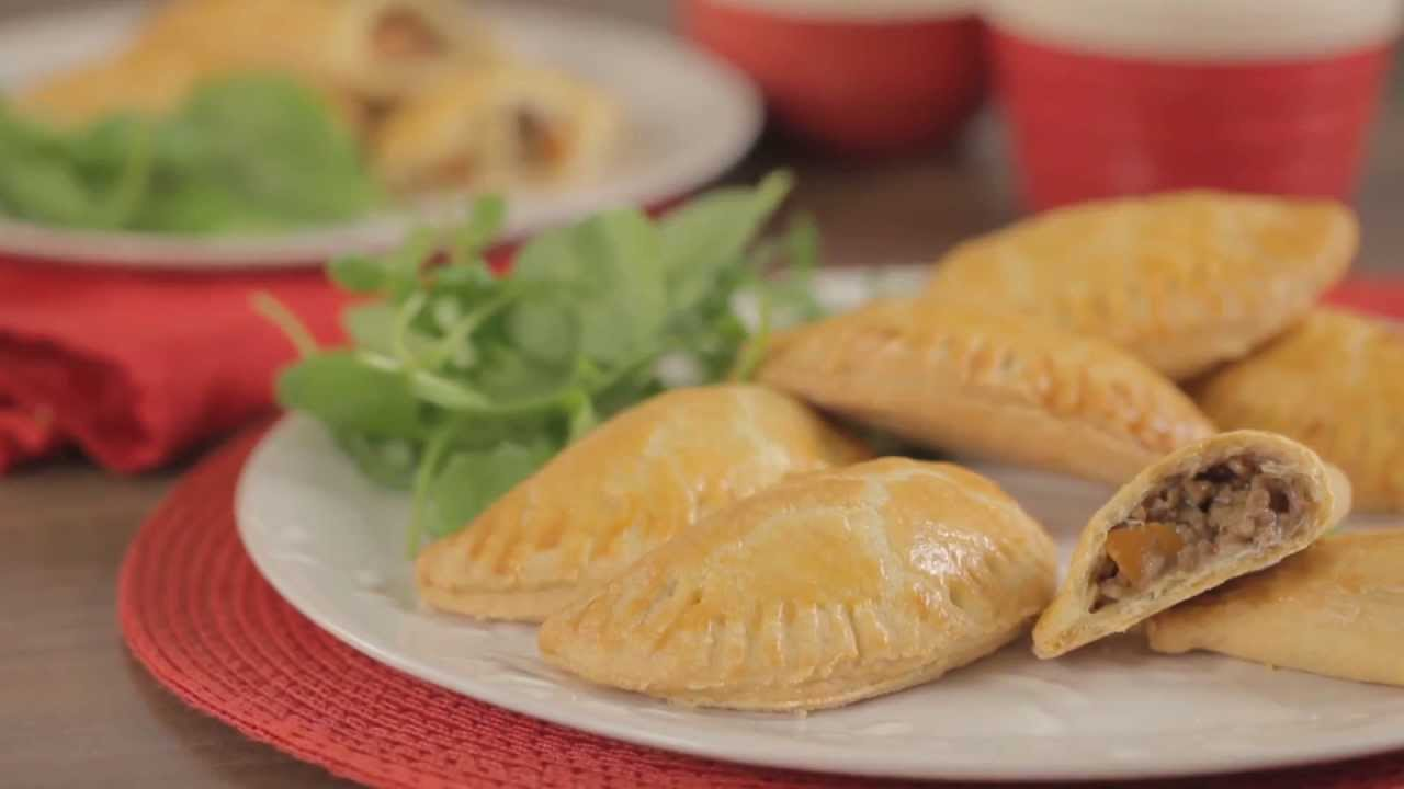 how to make meat pie youtube