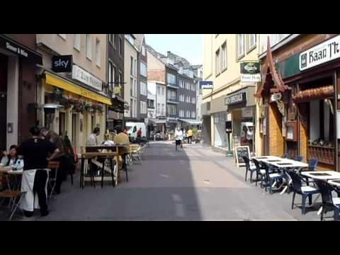 GERMANY : a Top City - Dsseldorf 2010