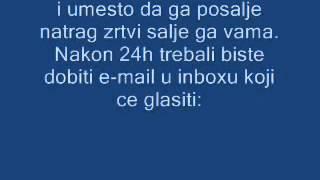 Kako Provaliti Sifru Za Yahoo Ili Hotmail