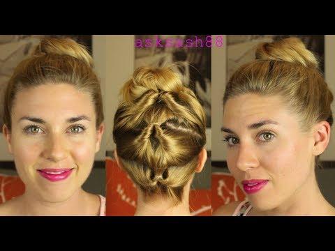 ... - Easy, Everyday, Hairstyles for long hair & medium hair - YouTube