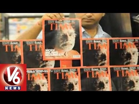 Time Magazine's 100 Most Influential People List : BJP Modi is a Powerful Administrator