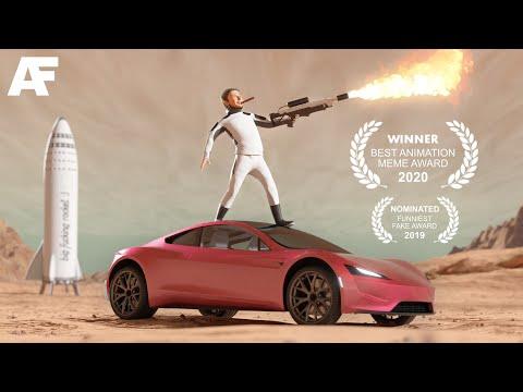Príbeh Elona Muska