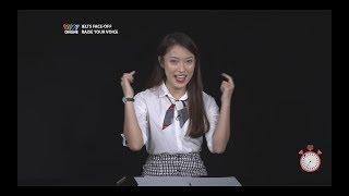 IELTS FACE-OFF   S02E16   FINAL EPISODE   Part 3: Voice of the Week   Khánh Vy Trần [CC]