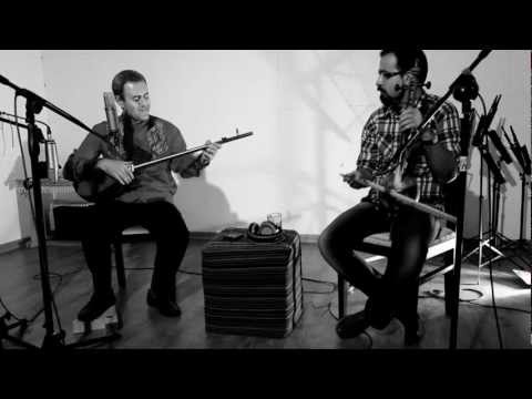 Morteza Goodarzi:Vocal & Dotar- Hesam Inanlou:Kamanche- improvisation.