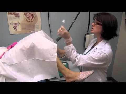 Pap Test - A step-by-step look at what happens during the test