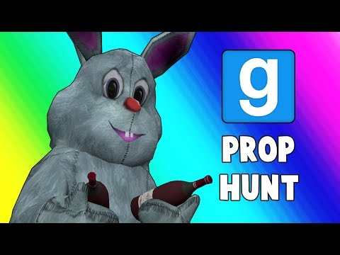 Gmod Prop Hunt Funny Moments  Copy Machine Crisis Garrys Mod