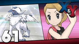 Pokémon X And Y Episode 61 Serena's Last Stand