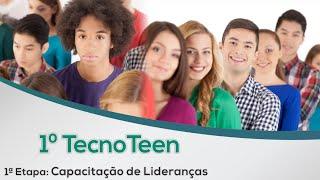 1� etapa do TecnoTeen SETREM foi show!!!!