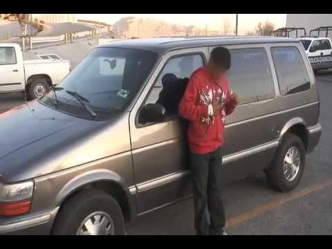 SSPM de Cd. Juárez detuvo en flagrancia a menor que intentaba robar vehículo