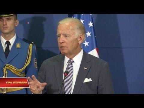 Ông Biden chia buồn với gia đình những người chết vì không kích của NATO